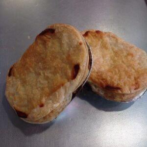 Individual Steak Pie