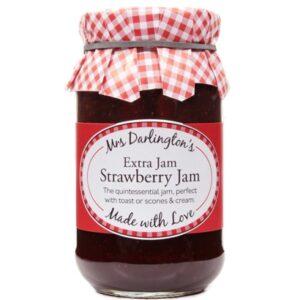 Mrs Darlington's Strawberry Jam