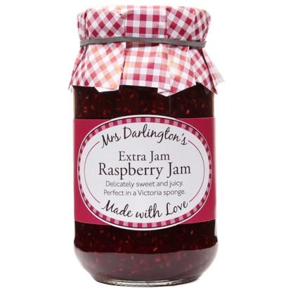 Mrs Darlington's Raspberry Jam