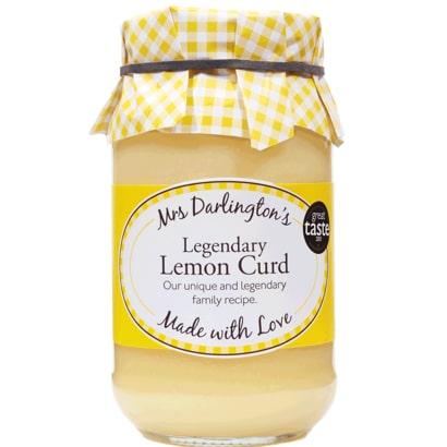 Mrs Darlington's Lemon Curd