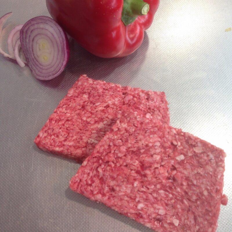 Steak Lorne Sausage