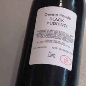 Devine's Black Pudding